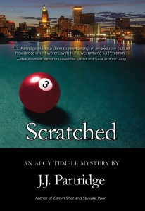Scratched, by J.J. Partridge
