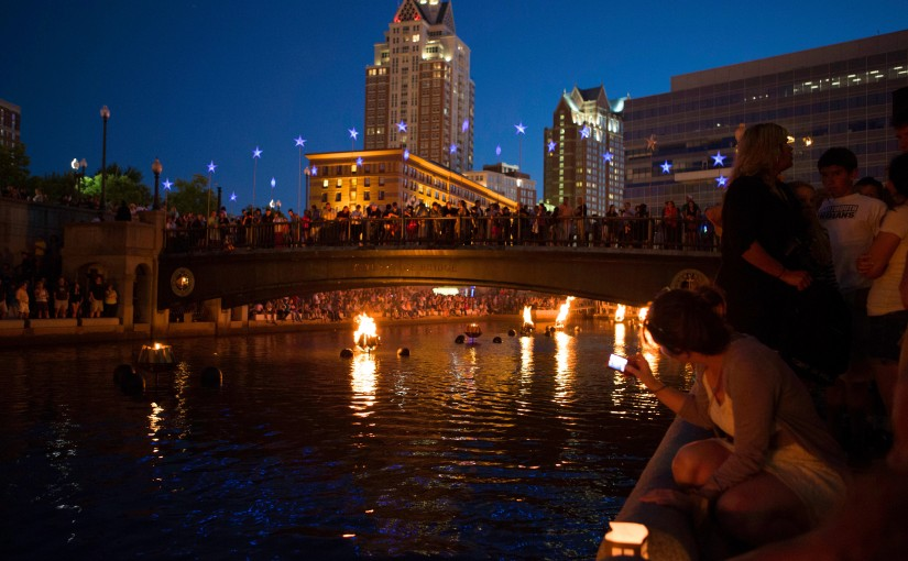 WaterFire: Art & Soul of a City