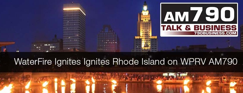 WaterFire Ignites RI