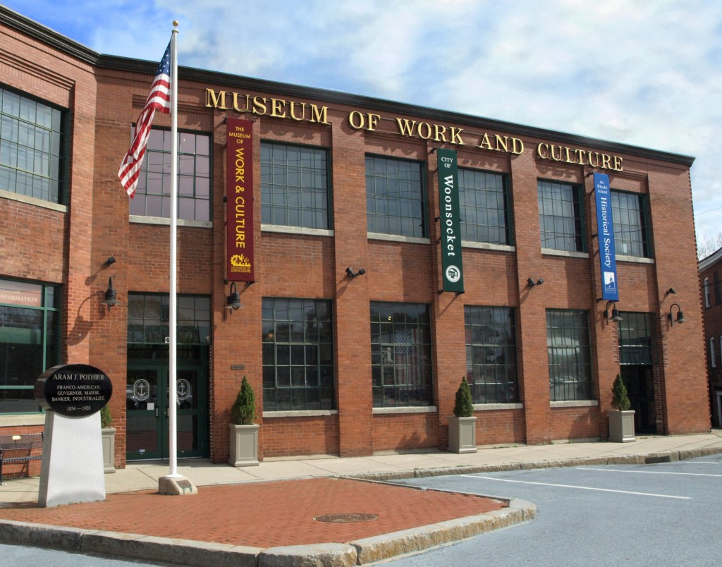 Museum of Work and Culture, Woonsocket, RI.