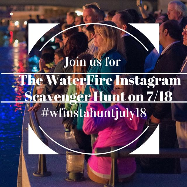 Instahunt WaterFire July 18th